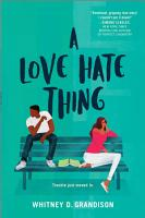 A Love Hate Thing PDF