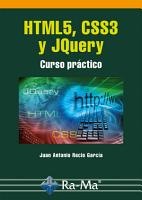 HTML5  CSS3 y JQuery PDF