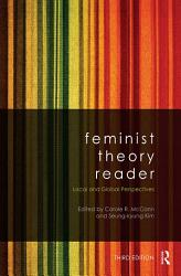 Feminist Theory Reader Book PDF