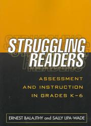 Struggling Readers Book PDF