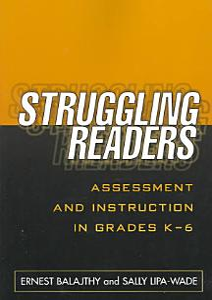 Struggling Readers Book