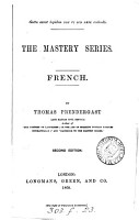 The Mastery Series  French PDF