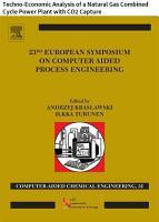 23 European Symposium on Computer Aided Process Engineering PDF