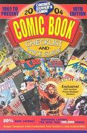2004 Comic Book Checklist and Price Guide