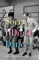 Sorry I Don t Dance PDF