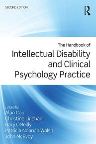 The Handbook of Intellectual Disability and Clinical Psychology Practice PDF