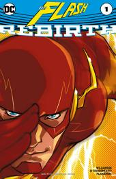 The Flash: Rebirth (2016) #1