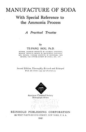 ACS Monograph PDF