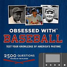 Obsessed With   Baseball PDF