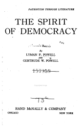 Patriotism Through Literature: The spirit of democracy