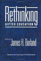 Rethinking Gifted Education PDF