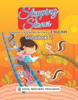 Stepping Stones Coursebook 2 PDF