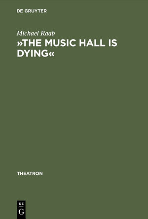 The music hall is dying   PDF