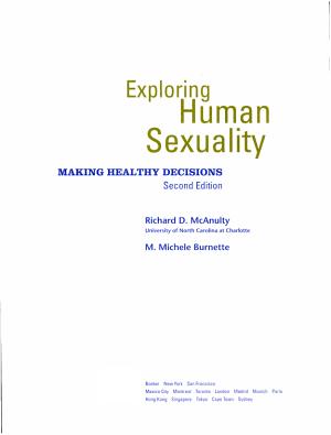 Exploring Human Sexuality PDF