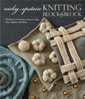 Knitting Block by Block PDF