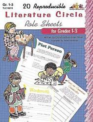 Literature Circle Role Sheets PDF