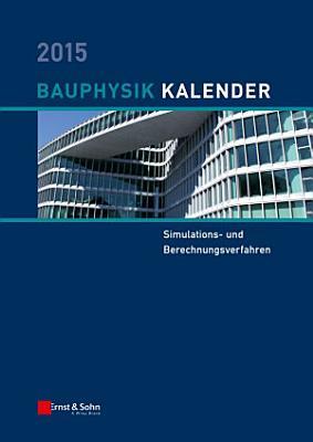 Bauphysik Kalender 2015 PDF