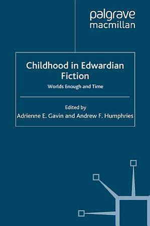 Childhood in Edwardian Fiction PDF