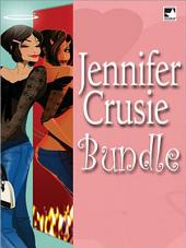 Jennifer Crusie Bundle: Getting Rid of Bradley\Strange Bedpersons\What The Lady Wants\Charlie All Night