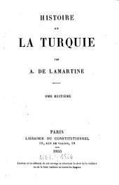 Histoire de la Turquie: Volume8