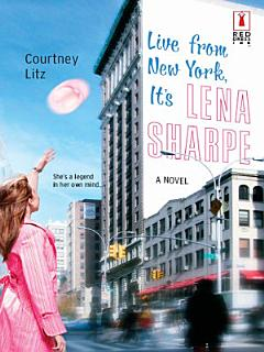 Live from New York  It s Lena Sharpe Book