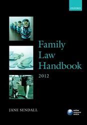 Family Law Handbook 2012 PDF