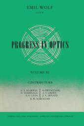 Progress in Optics: Volume 11