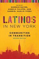 Latinos in New York PDF