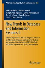 New Trends in Database and Information Systems II