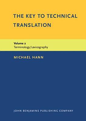 The Key to Technical Translation PDF