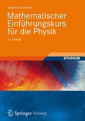 Mathematischer Einführungskurs für die Physik: Ausgabe 10
