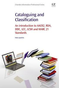 Cataloguing and Classification