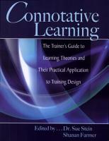 Connotative Learning PDF