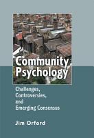 Community Psychology PDF