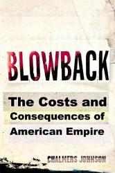 Blowback Book PDF