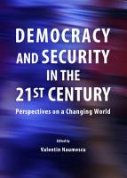 Democracy and Security in the 21st Century PDF