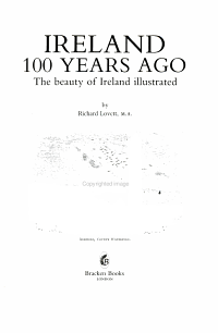 Ireland 100 Years Ago