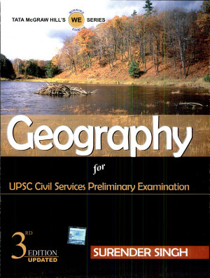 Geography For Upsc Prelims, 3E