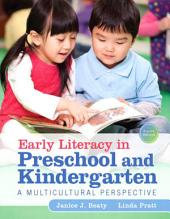 Early Literacy in Preschool and Kindergarten: A Multicultural Perspective, Edition 4