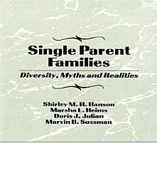 Single Parent Families PDF