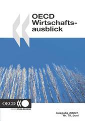OECD Wirtschaftsausblick, Ausgabe 2006/1