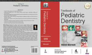 Textbook of Pediatric Dentistry PDF