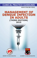 MYCDCGP   Clinical Practice Guidelines   Management of Dengue Infection in Adults PDF