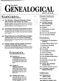 Everton s Genealogical Helper PDF