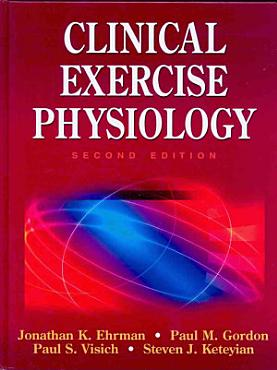 Clinical Exercise Physiology PDF