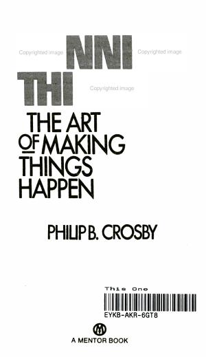 Running Things PDF