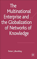 The Multinational Enterprise and the Globalization of Knowledge PDF