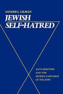Jewish Self Hatred PDF