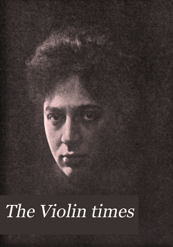 The Violin Times PDF