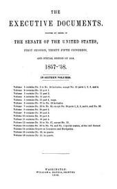 Senate Documents: Volume 112